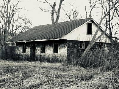 Photograph - Ghost House by Michael Krek