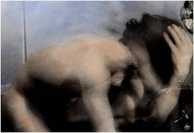 Photograph - Ghost Nude by Wayne King
