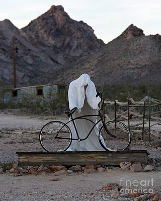 Photograph - Ghost Rider by Suzanne Oesterling
