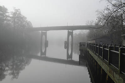 Ghost River Art Print
