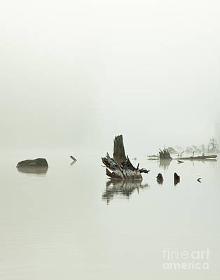 Photograph - Ghost River by Jan Piller