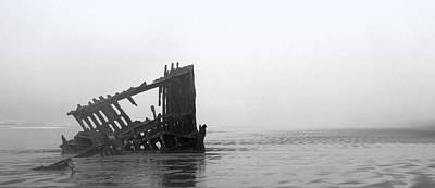 Photograph - Ghost Ship by Joseph Skompski