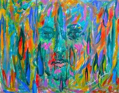 Painting - Ghost Tears by Kendall Kessler