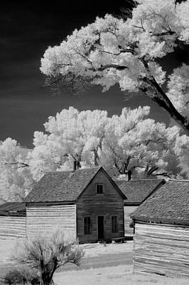 Photograph - Ghost Town Bannack, Mt  by Brian N Duram