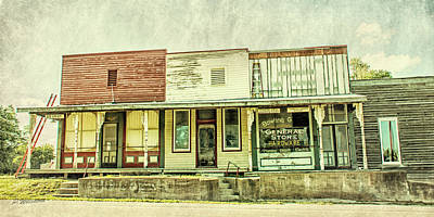 Photograph - Ghost Town by Pamela Williams