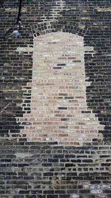 Photograph - Ghost Window by Zac AlleyWalker Lowing