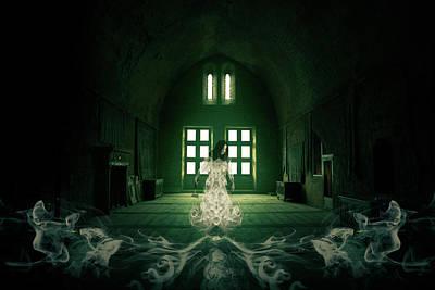Photograph - Ghost by Yvette Van Teeffelen