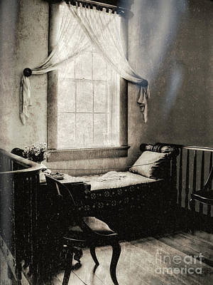 Photograph - Ghostly Destrehan Plantation by Kathleen K Parker