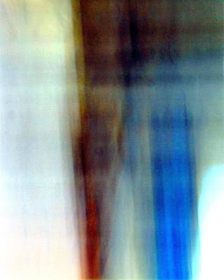 Photograph - Ghosts In Blue by Karin Kohlmeier