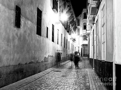 Photograph - Ghosts In Seville by John Rizzuto