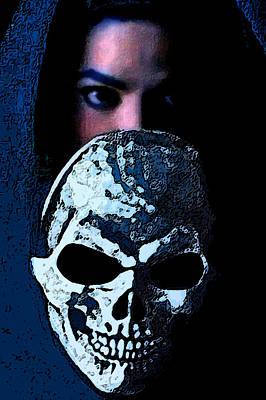 Ghosts. Michael Jackson. Original by Andy Za