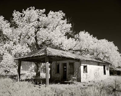Photograph - Ghosts Of Glenrio by Mike McMurray