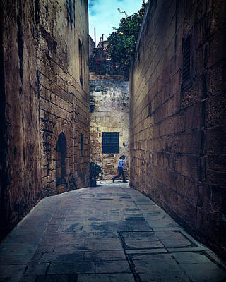 Photograph - Ghosts Of Mdina I by Nisah Cheatham