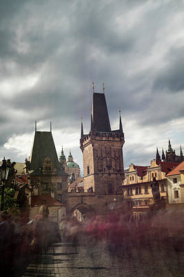 Photograph - Ghosts Of Prague by Alex Lapidus