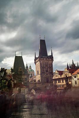 Photograph - Ghosts Of Prague by Alex Lapidus