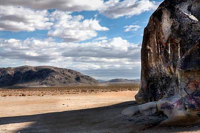 Photograph - Giant Rock At Joshua Tree by Lon Casler Bixby