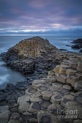 Photograph - Giant's Causeway by Brian Jannsen