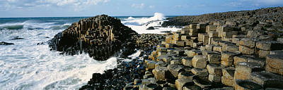 County Antrim Photograph - Giants Causeway, Ireland by Panoramic Images