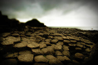 Photograph - Giant's Causeway by Margaret Goodwin