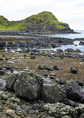 Photograph - Giant's Causeway by Matt MacMillan