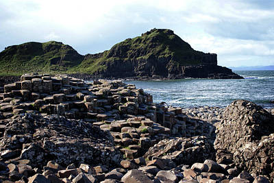 Giant's Causeway, Northern Ireland. Art Print