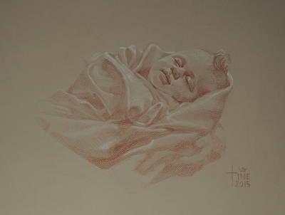 'gift From God' Art Print by Christine Miller
