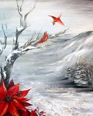 Painting - Gift Of Love by Dina Dargo