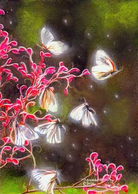 Painting - Gift Of Spring by Melissa Herrin
