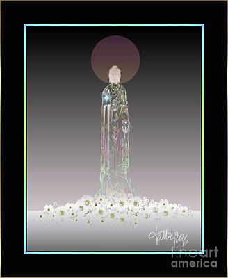 Digital Art - Gifts Of The Buddha by Larry Talley
