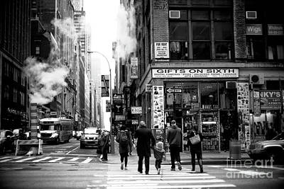 Photograph - Gifts On Sixth by John Rizzuto