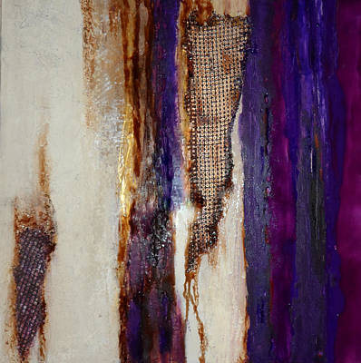 Painting - Gimme Shelter I by Jane Biven