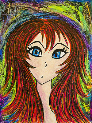 Painting - Ginger by Christine Regan Lake