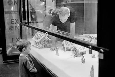 Photograph - Gingerbread Dream by Dave Beckerman