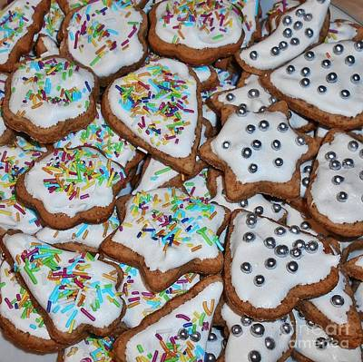 Photograph - Gingerbread For Christmas by Erika H