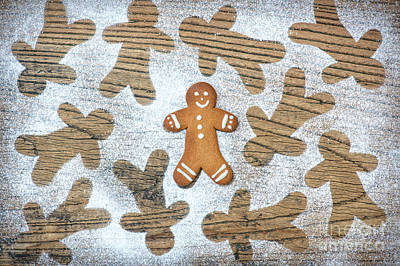 Photograph - Gingerbread by Tim Gainey