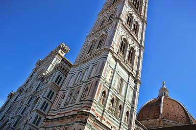 Photograph - Giotto's Campanile by JAMART Photography