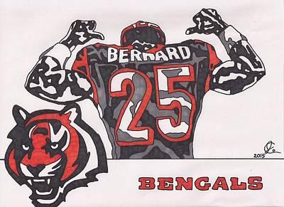 Giovani Bernard  Art Print