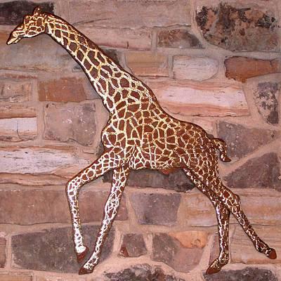 Sculpture - Giraffe by Hans Droog