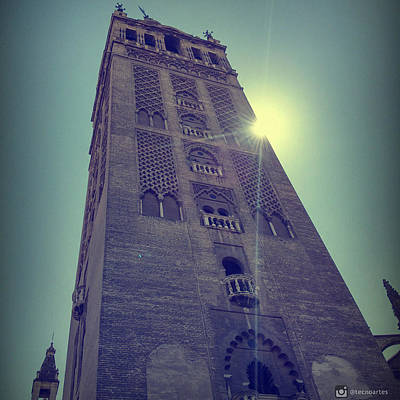 Giralda Tower. Seville. Original