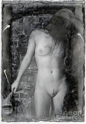 Photograph - Girl #1774 by Andrey Godyaykin