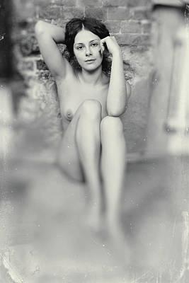 Photograph - Girl #1803 by Andrey Godyaykin