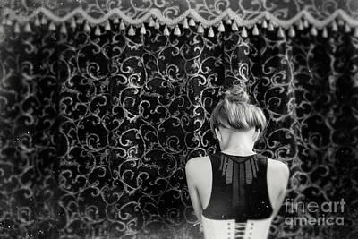 Photograph - Girl #2211 by Andrey Godyaykin