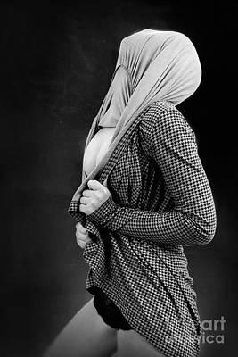 Photograph - Girl #2299 by Andrey Godyaykin