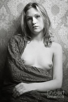 Photograph - Girl #4271 by Andrey Godyaykin