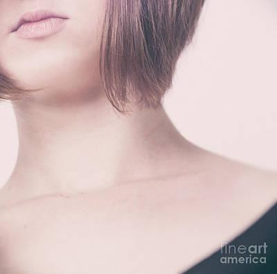 Photograph - Girl #5401 by Andrey Godyaykin
