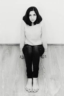 Photograph - Girl #6190 by Andrey Godyaykin