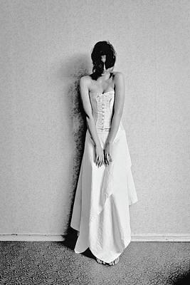Photograph - Girl #6676 by Andrey Godyaykin