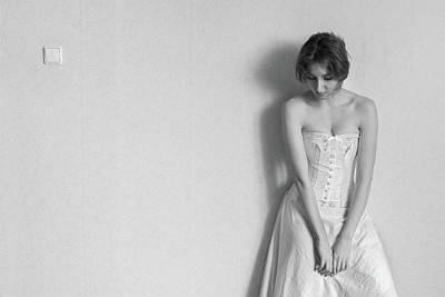 Photograph - Girl #6705 by Andrey Godyaykin