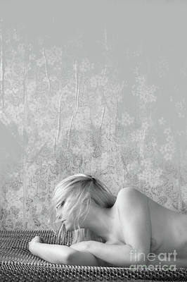 Photograph - Girl #7446 by Andrey Godyaykin