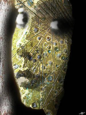 Mixed Media - Girl To Woman by Tony Rubino